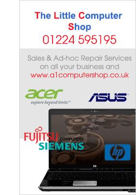 A1 Computer Shop Aberdeen